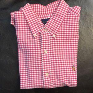 5 XL Long Sleeve Men's Ralph Lauren Button Downs